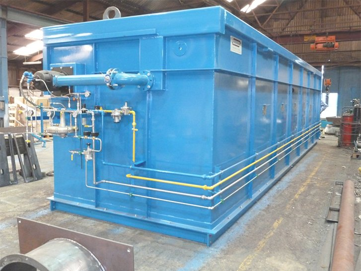 Protherm Engineering Hot Dip Galvanizing Equipment